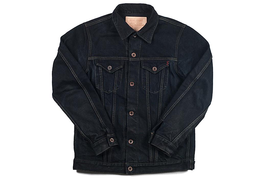 Indigo-Type-III-Jackets---Five-Plus-One-5)-Iron-Heart-for-Self-Edge-SEXIH07IIIBK-front
