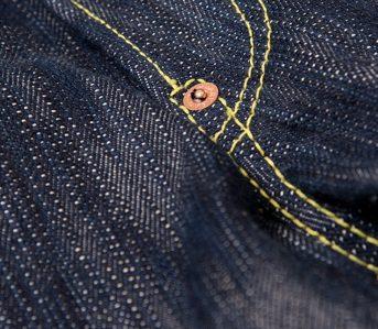 Natural-Indigo-Selvedge-Jeans---Five-Plus-One-3)-Studio-d'Artisan-D1730AI-Aizome-Jeans-detalied