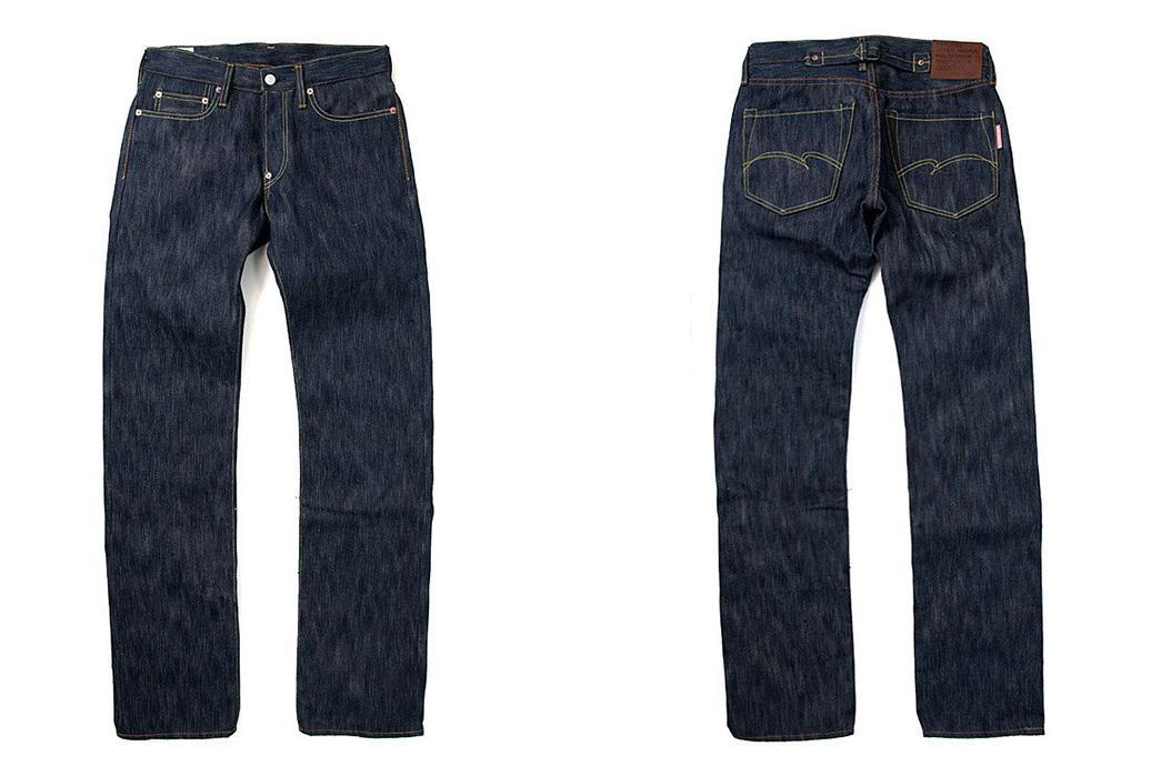 Natural-Indigo-Selvedge-Jeans---Five-Plus-One-3)-Studio-d'Artisan-D1730AI-Aizome-Jeanst-front-back