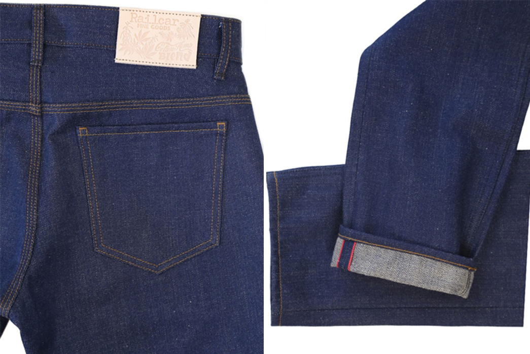 Railcar-Fine-Goods-Goes-Green-With-Their-Spikes-X039-Jean,-Blending-Cotton-and-Hemp-back-and-legs