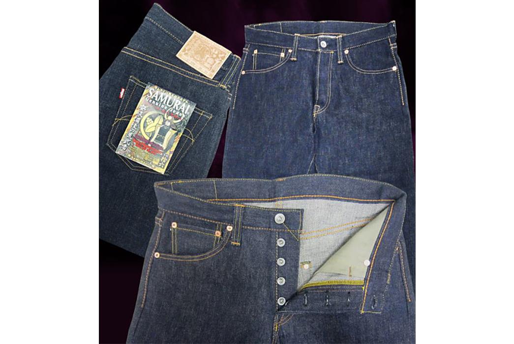 Samurai-Jeans-S5000OG-16-oz.-Raw-Denim-Jeans