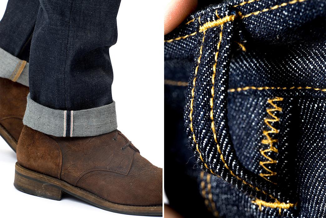 Shockoe-Atelier-Introduces-Their-Slim-Montrose-Jean-legs-selvedges-belt-buckle