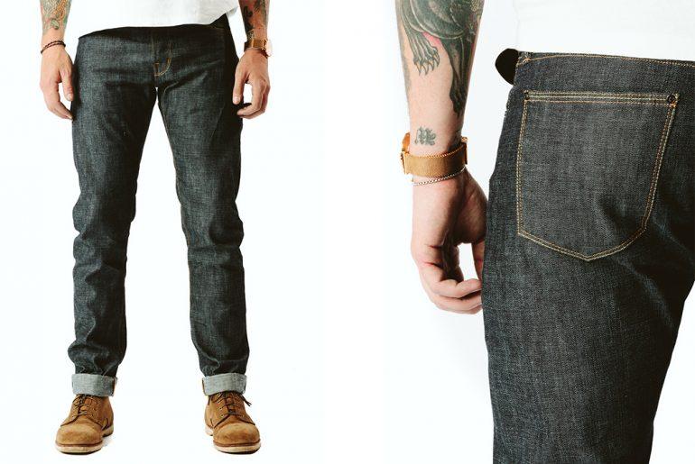 Shockoe-Atelier-Slim-Dixon-10oz.-Kuroki-Mills-Selvedge-Jeans-front-and-back-detailed</a>