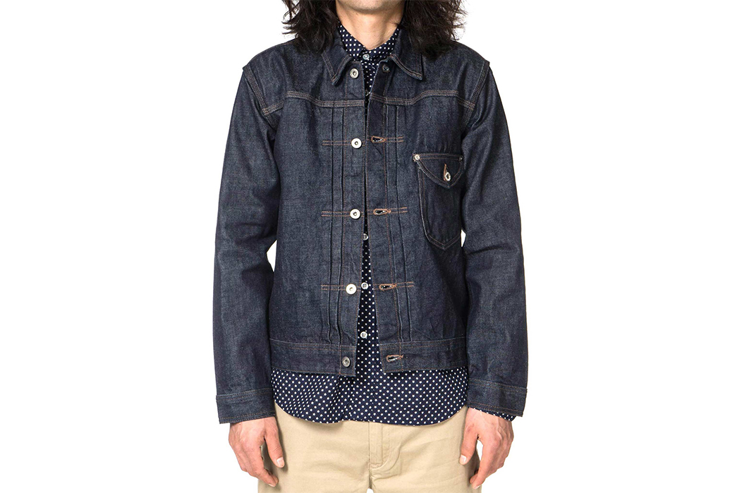 Sophnet-Modifies-Lee's-Classic-101J-Denim-Jacket-from-the-30s-model-front