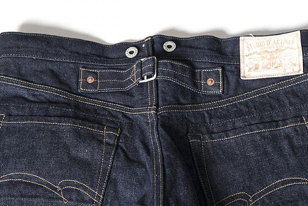 Studio-D'artisan-D1750-Deck-Crew-Jeans-back-top