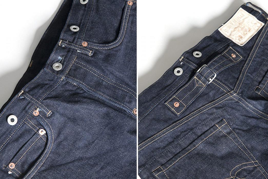 Studio-D'artisan-D1750-Deck-Crew-Jeans-front-top-and-back-top