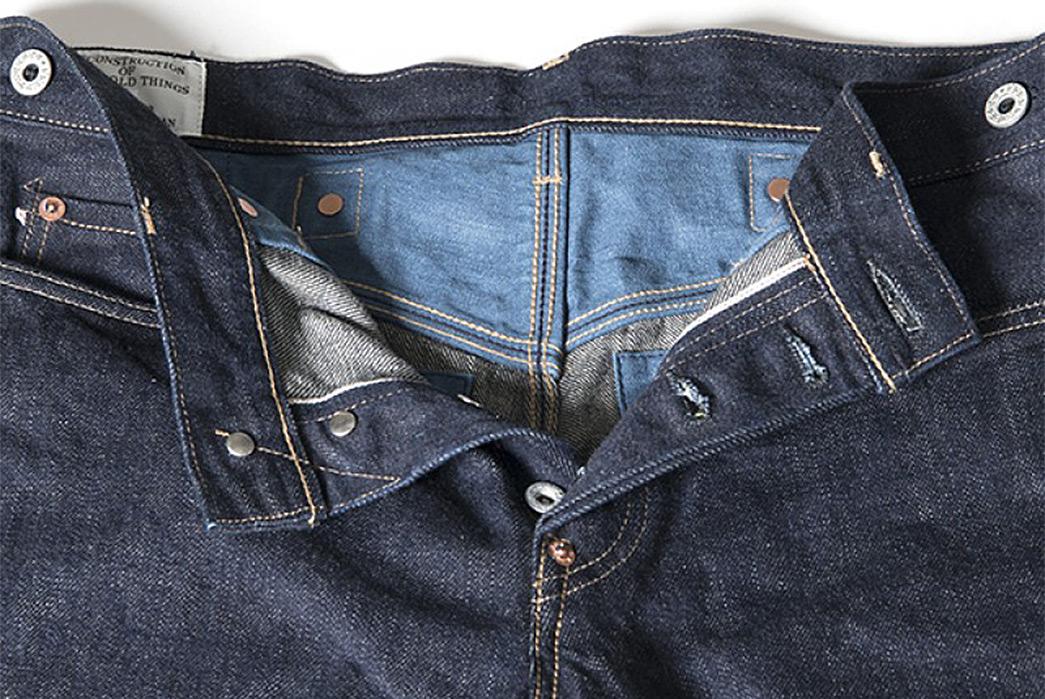 Studio-D'artisan-D1750-Deck-Crew-Jeans-front-top-open
