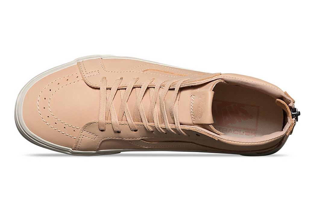"Vans Drops a Quartet of ""Veggie Tan"" Sneakers"