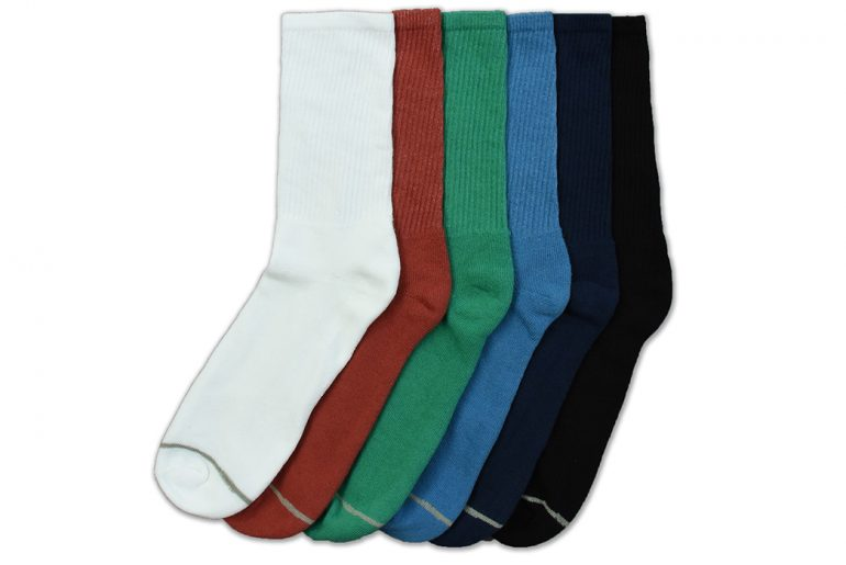 American-Trench's-Latest-Socks-Have-Actual-Silver-Woven-Into-Them-all-collors</a>