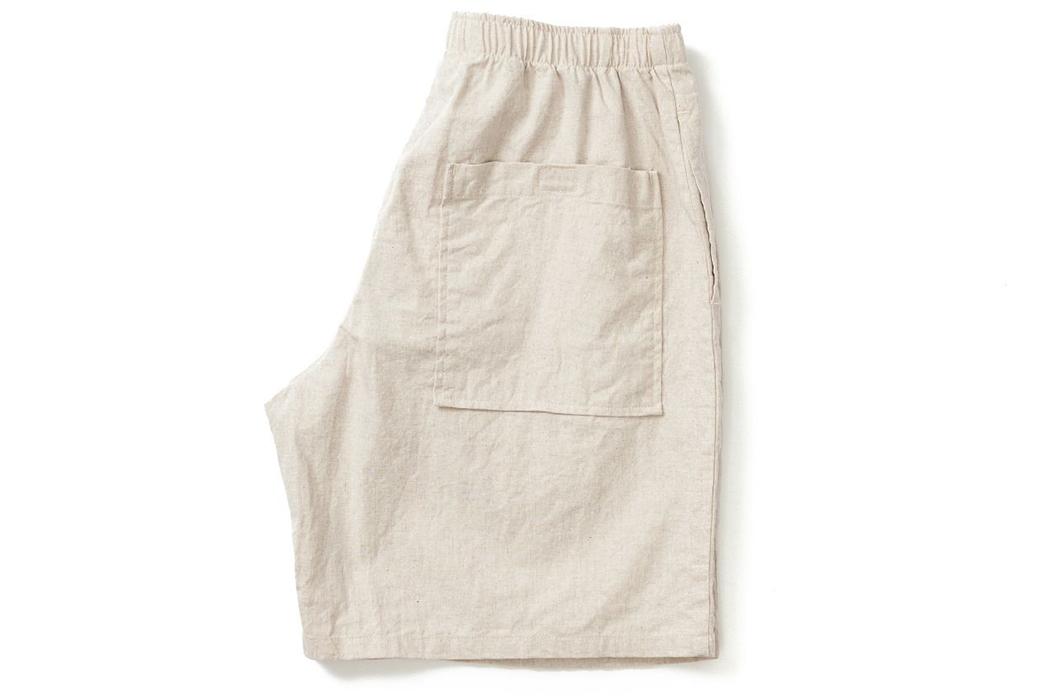 Battenwear-Active-Lazy-Shorts-folded