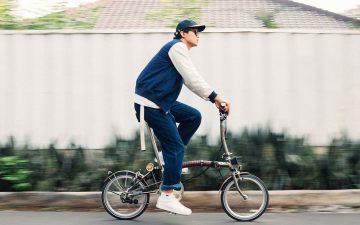 Bluesville-Spring-Summer-2017-Lookbook-on-bike