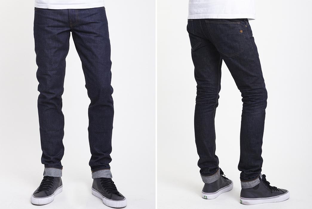 Brave-Star-Selvage-Slim-Taper-2.0-Raw-Denim-Jeans-front-back