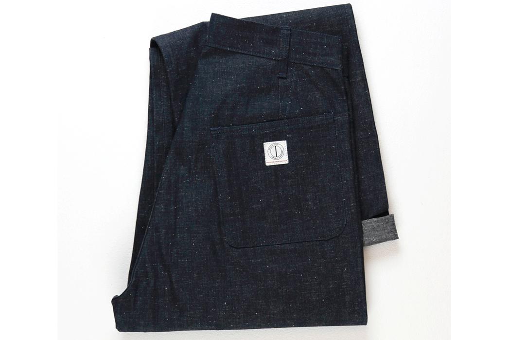 Dawson-Denim's-DD05-Deck-Pants-Use-Selvedge-Denim-But-Have-No-Side-Seams-folded