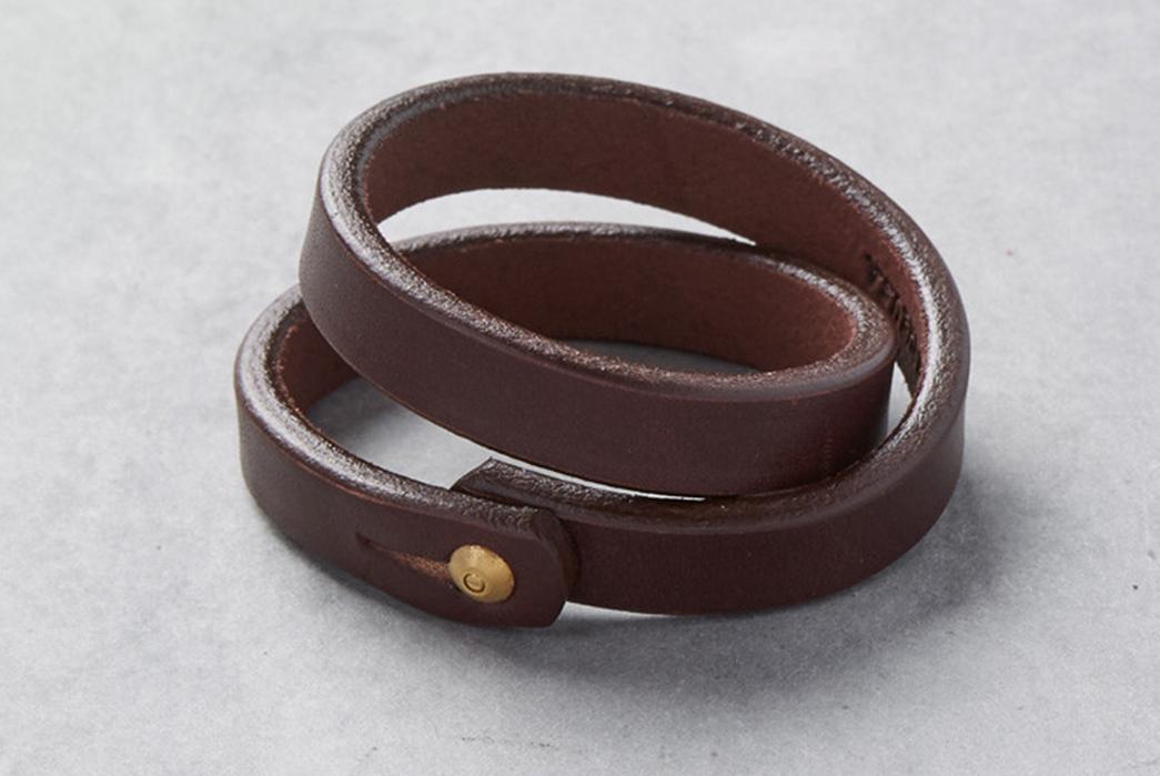 Division-Road-x-Tanner-Goods-Havana-Collection-brown-belt-3