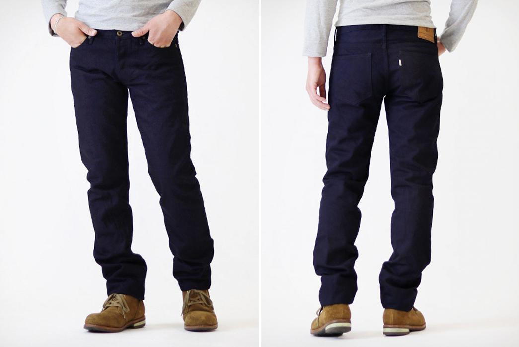 Indigo-x-Black-Selvedge-Jeans---Five-Plus-One-2)-Japan-Blue-JB0463-J(IDBK)