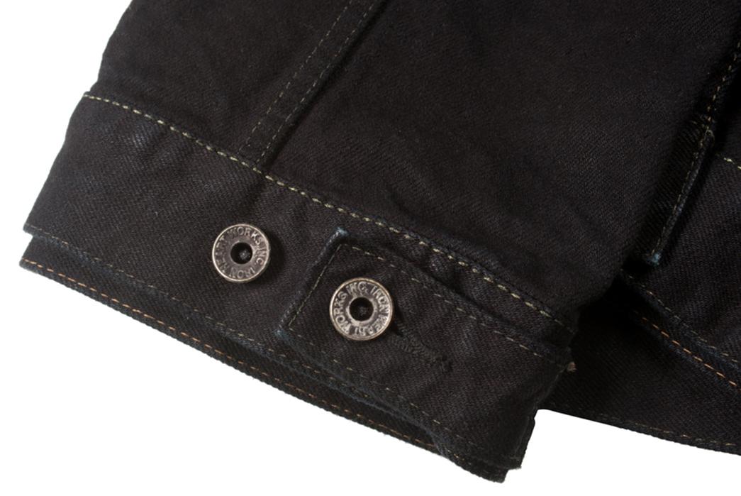 Iron-Heart's-Overdyed-Modified-Type-III-Jacket-Fades-to-Indigo-sleeve