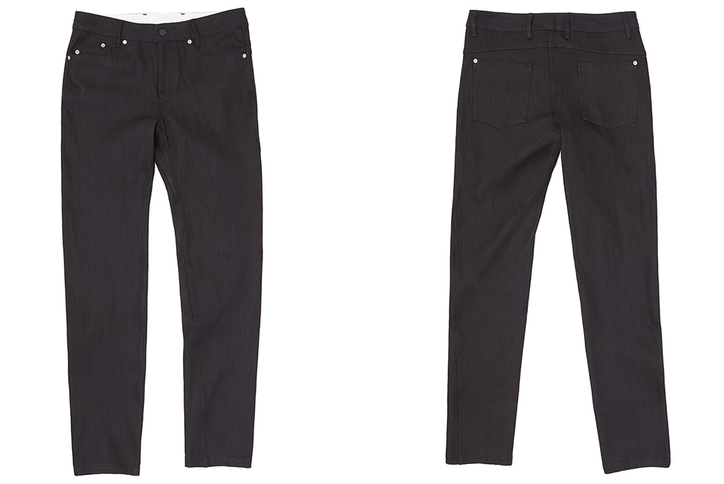 Outlier's-Experimental-Double-Warp-Dyneema-Denim-Might-Outlast-You-front-back