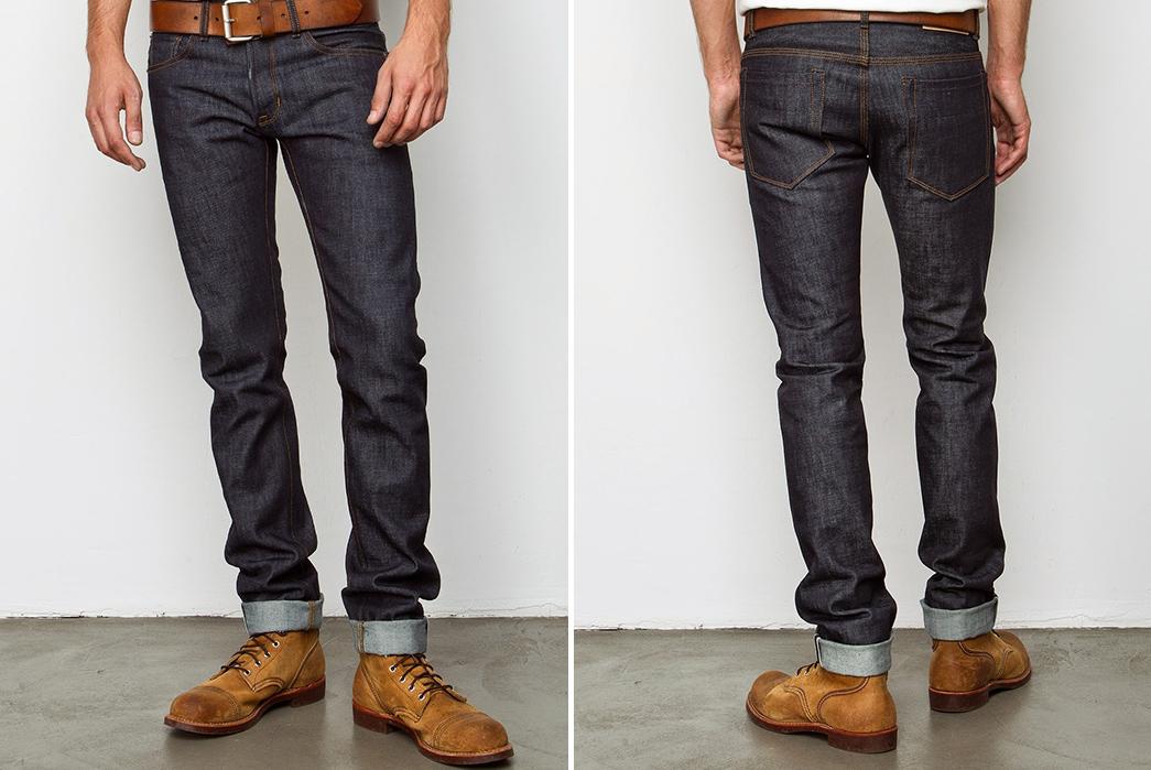 Railcar-Fine-Goods-Spikes-X012-Raw-Denim-Jeans