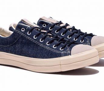 RFW-Puts-Okayama-Denim-on-Their-Bagel-Lo-Sneakers-pair-front-side