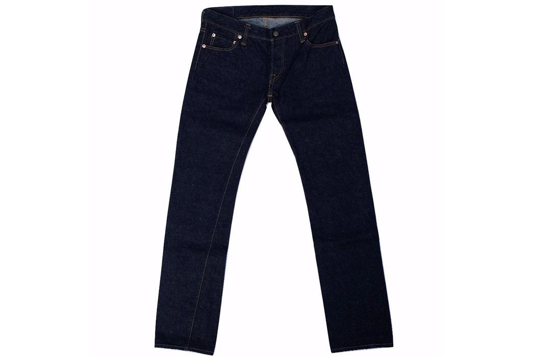 Samurai's-GA510LXXII-Geisha-16oz.-Selvedge-Jeans-are-Geared-Towards-the-Gals-front