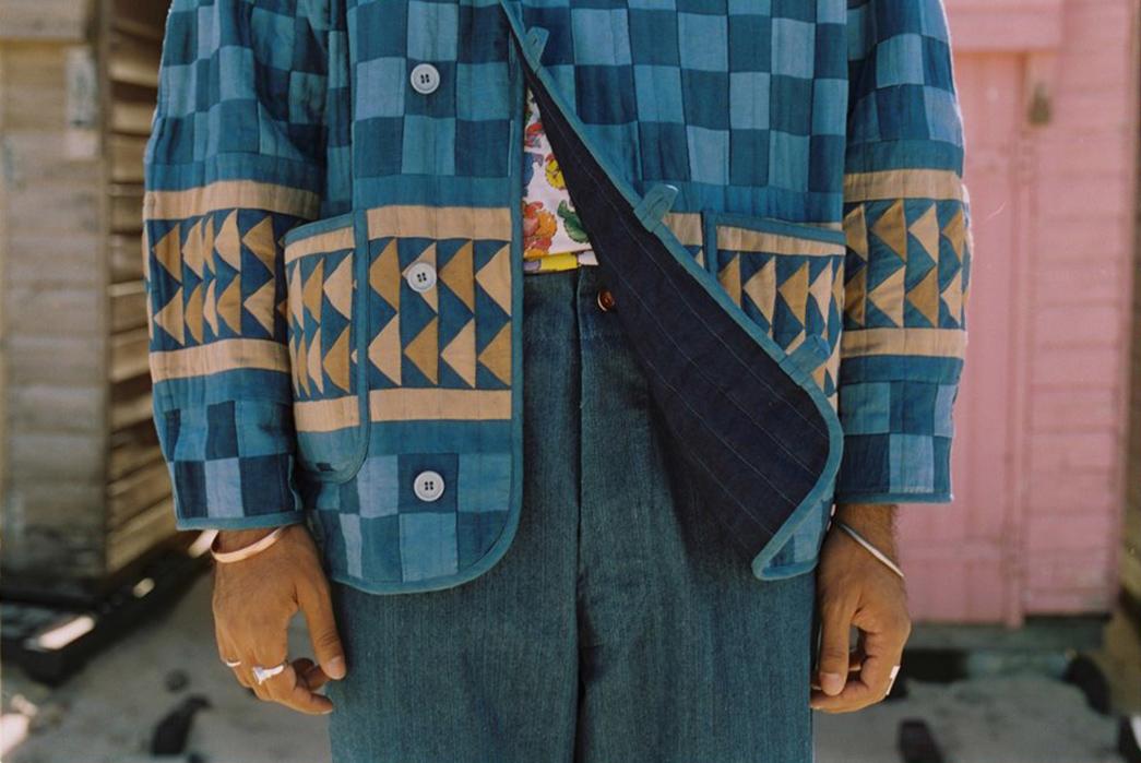 Story-Mfg-Earthshine-Spring-Summer-2018-Lookbook-male-blue-jacket-down