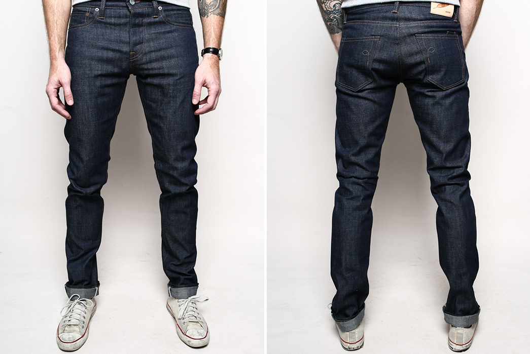 Summer-Weight-Raw-Denim-Jeans---Five-Plus-One-4)-Rogue-Territory--SK-11Oz.-Selvedge