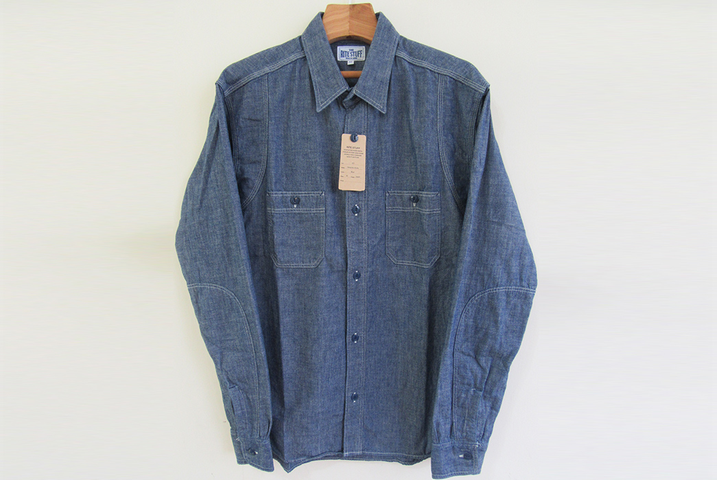 The-Rite-Stuff-5oz.-Selvedge-Chambray-Heracles-Work-Shirt-front