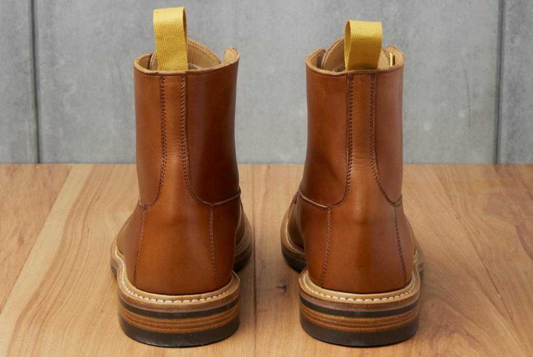 Tricker's-x-Division-Road-Allan-Cap-Toe-Boot-pair-back