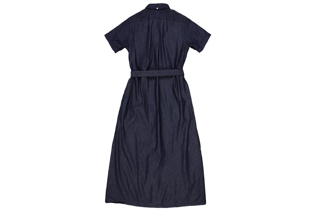 Engineered-Garments-FWK-BD-Shirt-Dress-back