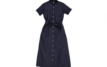 Engineered-Garments-FWK-BD-Shirt-Dress-front