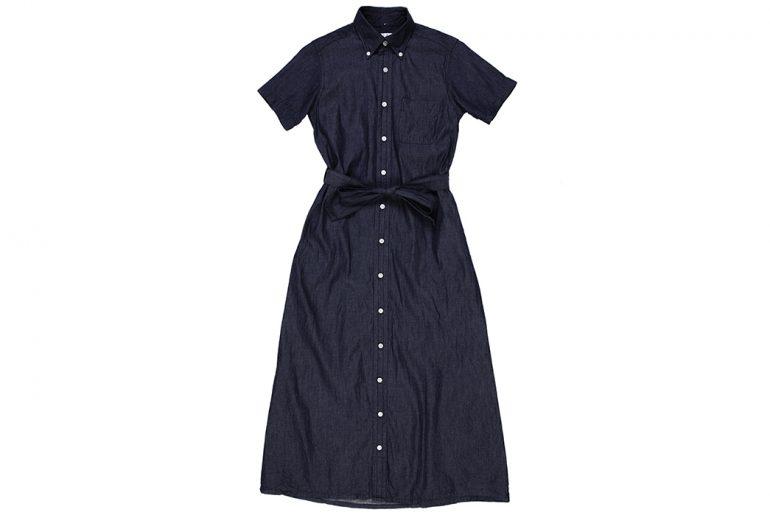 Engineered-Garments-FWK-BD-Shirt-Dress-front</a>