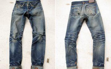 Fade-Friday---Japan-Blue-Jeans-JB0412-ML-(15-Months,-2-Soaks)-front-back