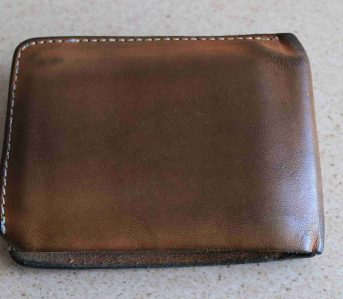 Fade-of-the-Day---LTHRKRFT-veg-tan-bifold-wallet-(9-Months)-front
