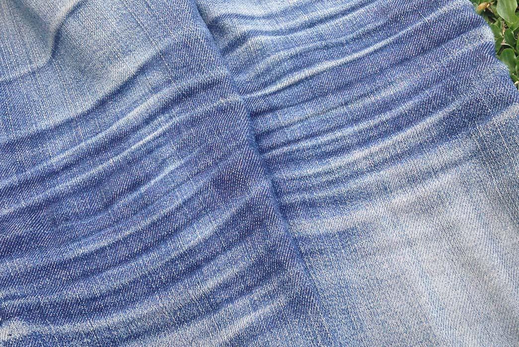 Fade-of-the-Day---Nudie-Skinny-Lin-Deep-Orange-(3-Years,-6-Washes,-1-Soak)-back-legs