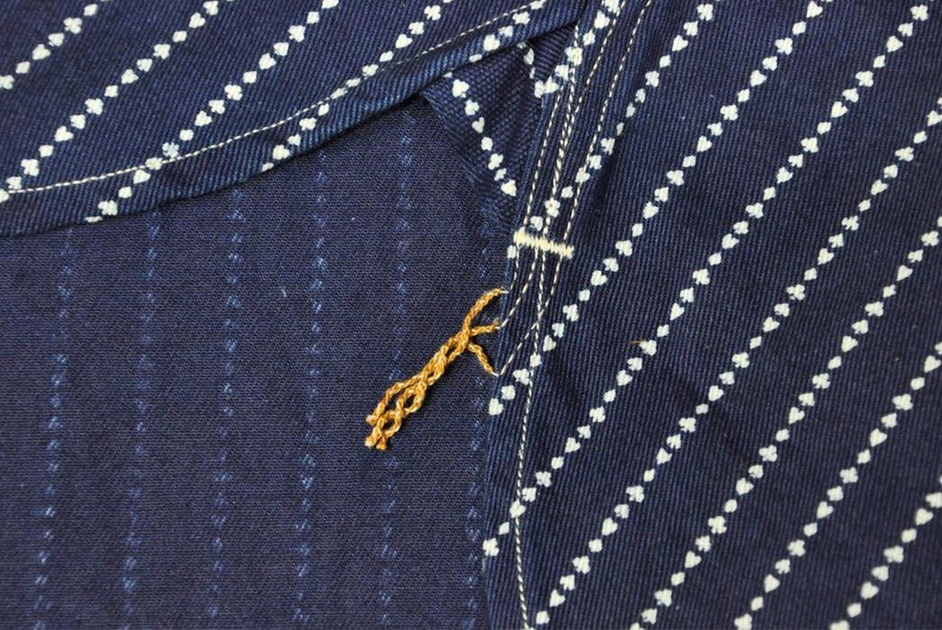 Jelado-10oz-Indigo-Dyed-'Poker'-Wabash-Shirt-selvedge-and-string