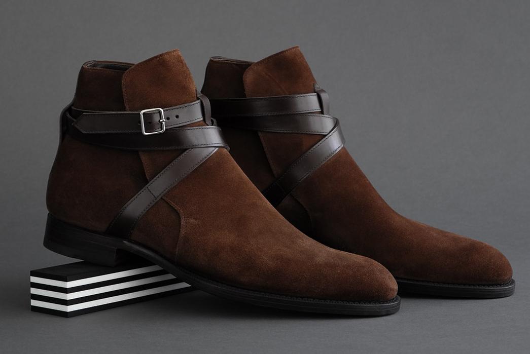 Jodhpur-Boots---Five-Plus-One-5)-Zonkey-Boot-ZEROTHREEFOUR-Jodhpur-VII-in-Brown-Calf-Suede