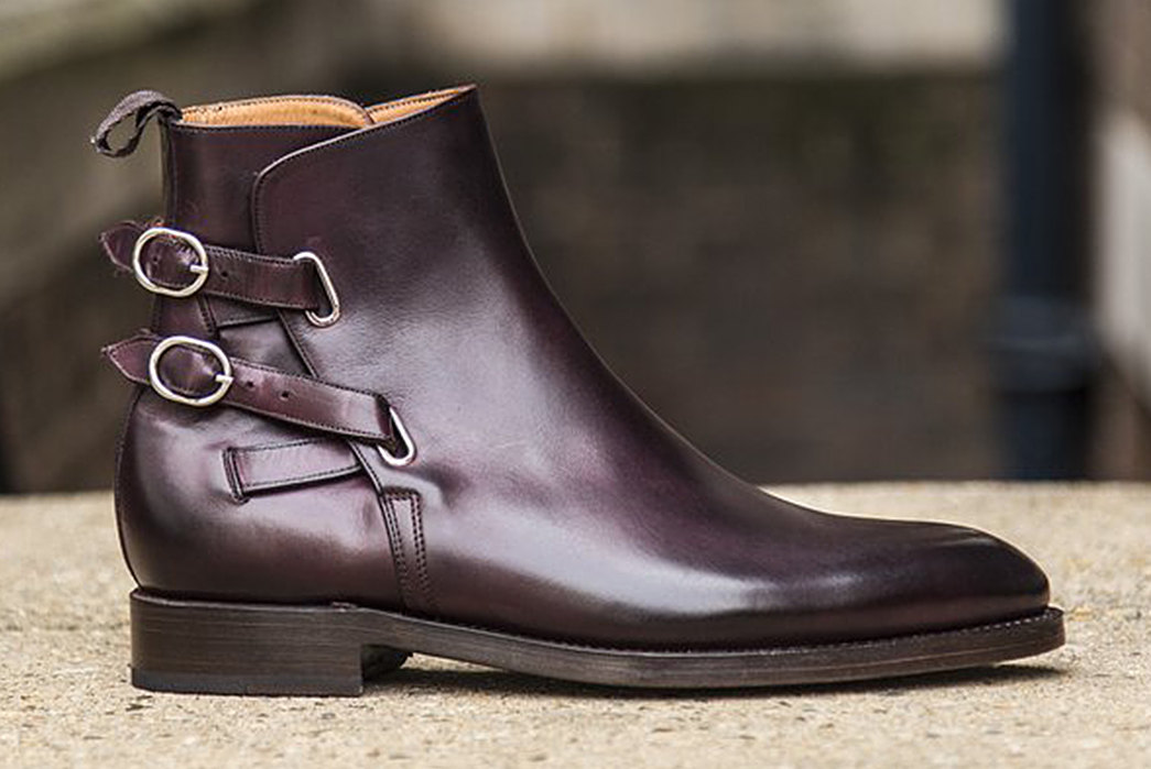 Jodhpur-Boots---Five-Plus-One-Plus-One---J.-FitzPatrick-Genesee-in-Mulberry-Calf