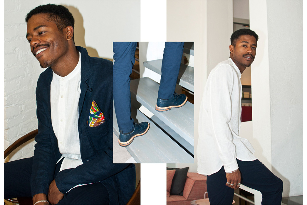 Lost-&-Found-Spring-Summer-2017-Lookbook-male-in-blue-pants