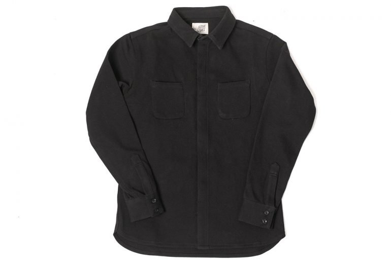 Nine-Lives-Heavyweight-Chino-Twill-Work-Shirt-black-front</a>