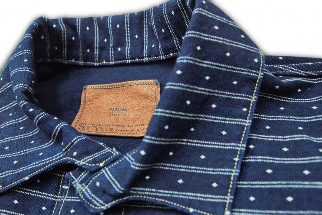 Red-Cloud-DF201D-Wabash-Denim-Jacket-front-collar-and-inside-label