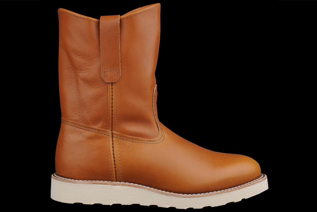 Red-Wing-Limits-Release-of-9875-Pecos-Boot-in-Gold-Russett-Leather-single-side