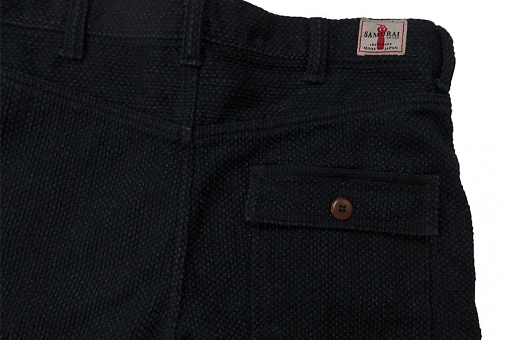 Samurai-SJAP17-SK-Sashiko-Army-Pants-back-top