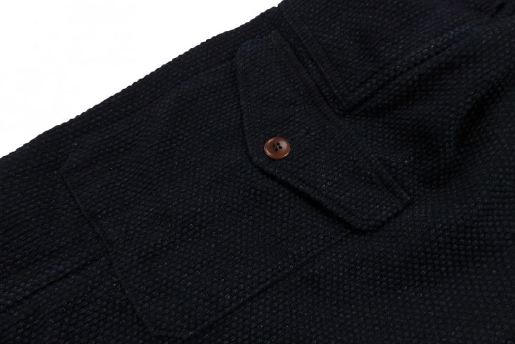 Samurai-SJAP17-SK-Sashiko-Army-Pants-pocket