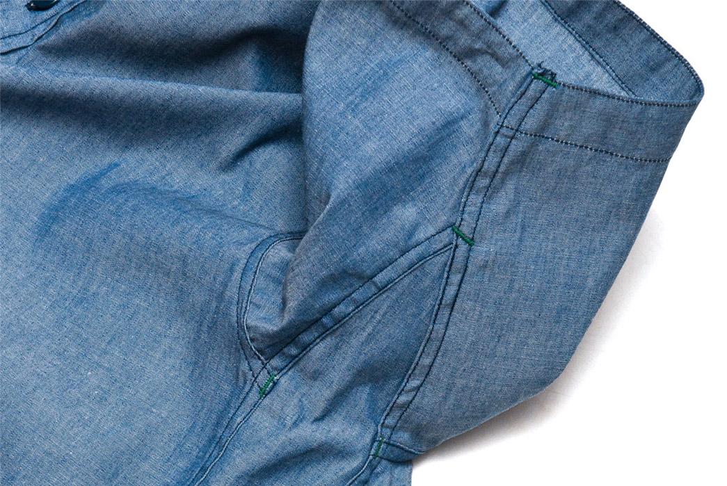 Sassafras-1-2-Chambray-G.D.U.-Shirt-sleeve