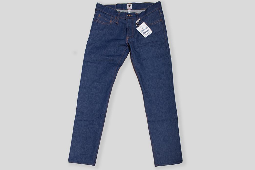 Tellason-Ladbroke-Grove-Cone-Mills-Natural-Indigo-Raw-Denim-Jeans