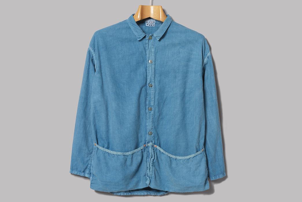 Tender-Prussian-Blue-Folded-Pocket-Shirt-front