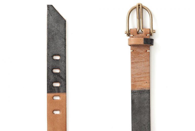 Tender-Type-211-Oak-Bark-Leather-U-Belt-start-and-end
