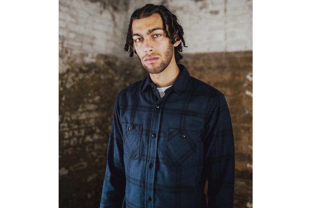 3sixteen-Fall-Winter-2017-Lookbook-male-in-blue-shirt