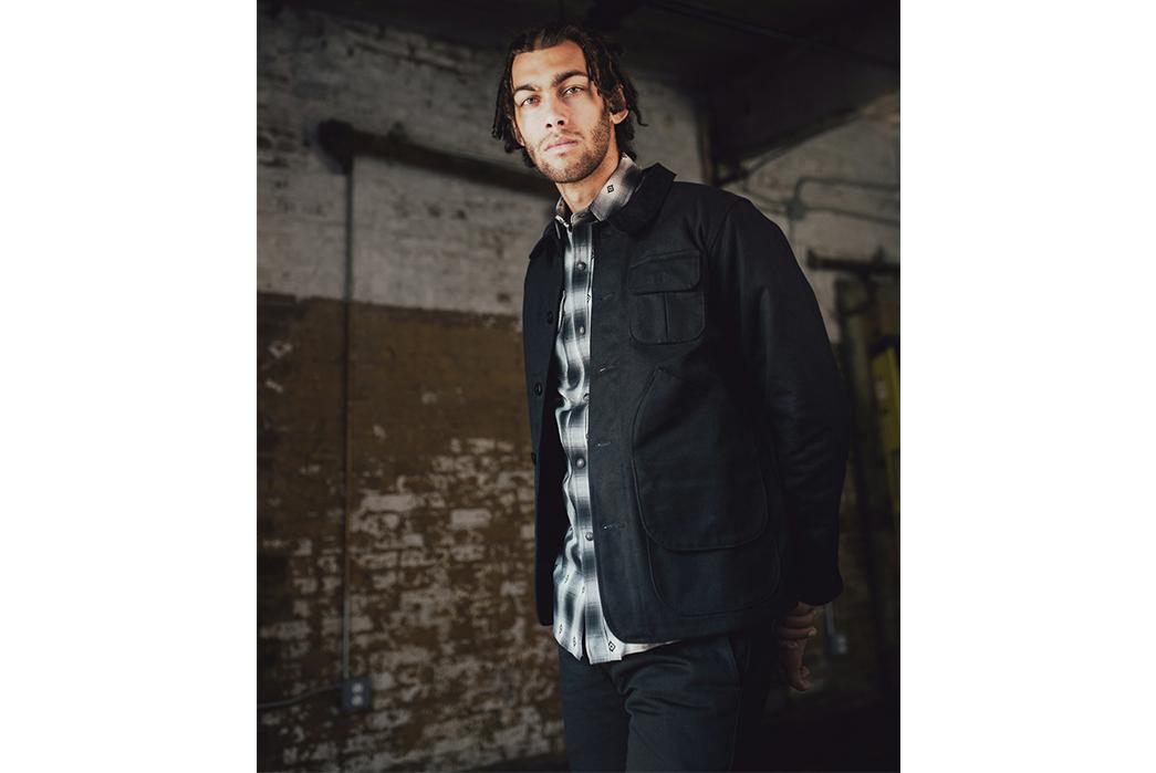 3sixteen-Fall-Winter-2017-Lookbook-male-in-dark-jacket-and-dark-shirts
