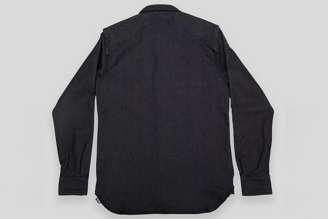 3sixteen-Selvedge-Indigo-Knit-Crosscut-Flannel-back